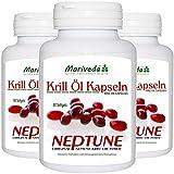 Krill Öl 270 Kapseln mit NEPTUNE Premium Krillöl Omega 3