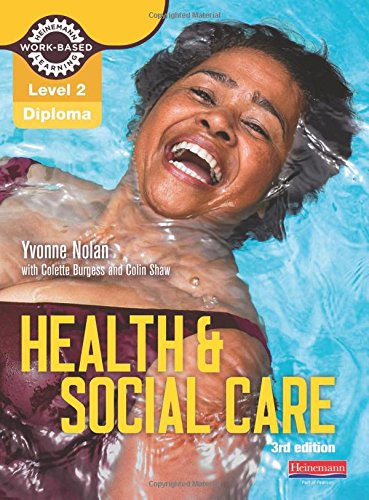 nvq level 3 health and social care coursework View all details on health and social care level 3 course on reedcouk, the uk's #1 job site.