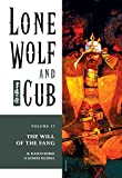 Lone Wolf and Cub, Volume 17: The Will of the Fang (1569715890) by Kazuo Koike