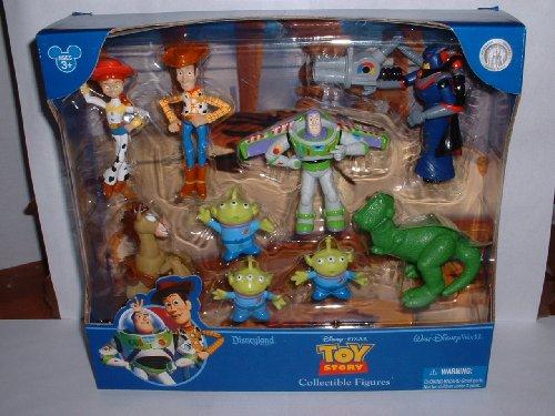 Buy Low Price Disney Toy Story Figure Figurine Set Walt Disney World Exclusive (B002QO60PM)