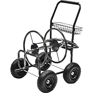 Precision+Products Precision Products HR250 Hose Reel Cart, 250-Feet