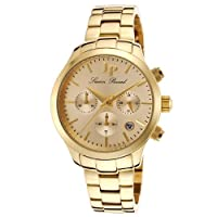 Lucien Piccard Women's LP-12914-YG-10 Coimbra Analog Display Japanese Quartz Gold Watch from Lucien Piccard