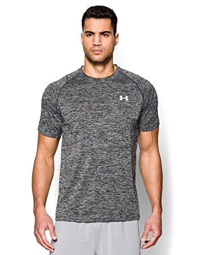 Under Armour Men's Tech Short Sleeve T-Shirt, Grey, XX-Large