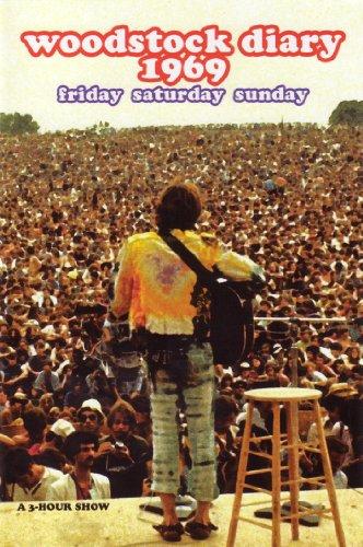 Woodstock Diary 1969 [DVD]
