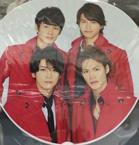 ジャニーズカウントダウン2015?2016 公式グッズ ジャンボうちわ KAT-TUN