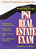 img - for Preparing for PSI Real Estate Examination: A Guide to Success book / textbook / text book