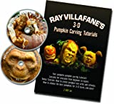 Ray Villafane's 3-D Pumpkin Carving Tutorials DVD