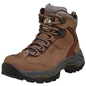Vasque Women's Switchback GTX Hiking Boot,Red Grey/Almond,10.5 M US