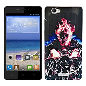 ECellStreet Exclusive Silicon Printed Soft Back Case Cover Back Cover For Gionee M2- Circuit