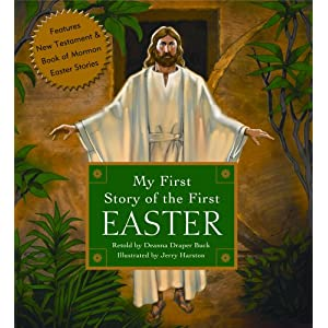 My First Story of the First Easter