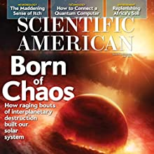 Scientific American, May 2016 Periodical by Scientific American Narrated by Mark Moran