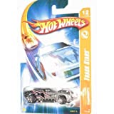 Track Stars Series -#12 Hollowback #2007-120 Collectible Collector Car Mattel Hot Wheels