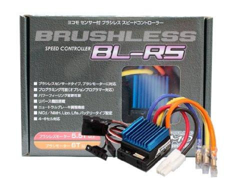 ヨコモ センサー付 ブラシレス スピードコントローラーBL-RS