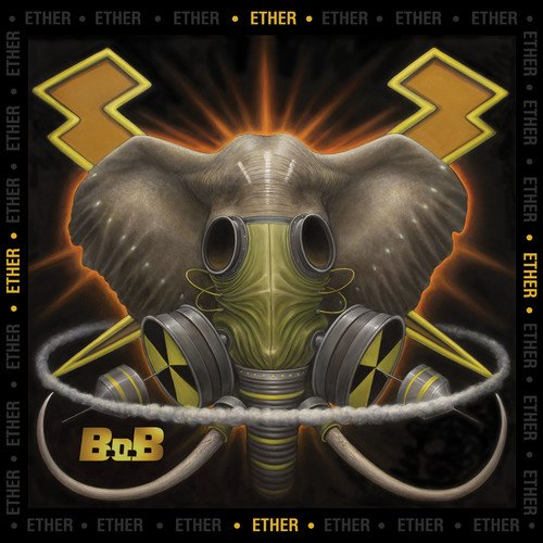 Ether B.O.B Audio CD