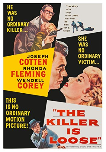 DVD : The Killer Is Loose (DVD)