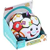 Fisher Price Laugh and N Learn Learning Musical Singing Soccer Ball Toy NIB NEW