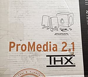 Klipsch Pro Media 2.1 iPod,Computer Speaker System