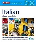 Berlitz Italian Phrase Book and CD