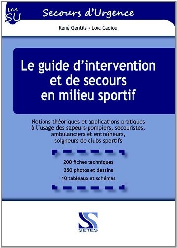 Le guide d'intervention et de secours en milieu sportif