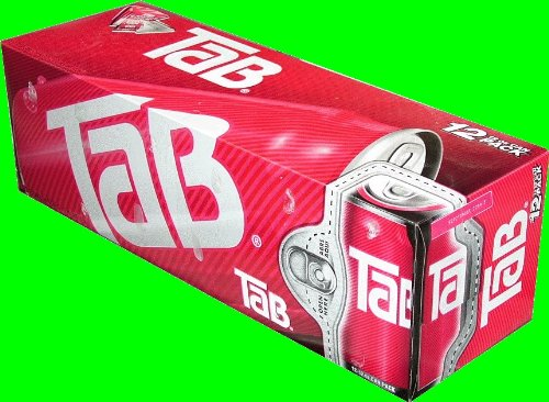 TaB Diet Cola 12 Pack