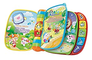 Vtech Baby Vtech Musical Rhymes Book by Vtech Baby