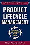img - for Product Lifecycle Management: Driving the Next Generation of Lean Thinking by Grieves, Michael 1st edition (2005) Hardcover book / textbook / text book