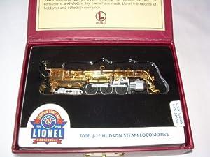 Hallmark Keepsake Lionel 100th Anniversary 700E J-1E Hudson Steam Locomotive 2000 Christmas Ornament