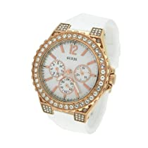 GUESS Feminine Sport Watch - Rose Gold