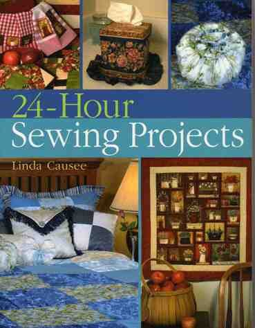 24-Hour Sewing Projects (24 Hour Projects - Retail Price $14.95) front-775373