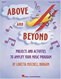 img - for Above and Beyond Teacher's Manual book / textbook / text book