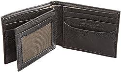 Levi's Men's Extra Capacity Slimfold Wallet by Randa Accessories