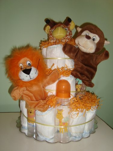 Diaper Cake Animals