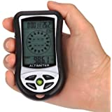 DBPOWER US Seller 8 In 1 Digital Multifunction LCD Compass Altimeter Barometer Thermometer