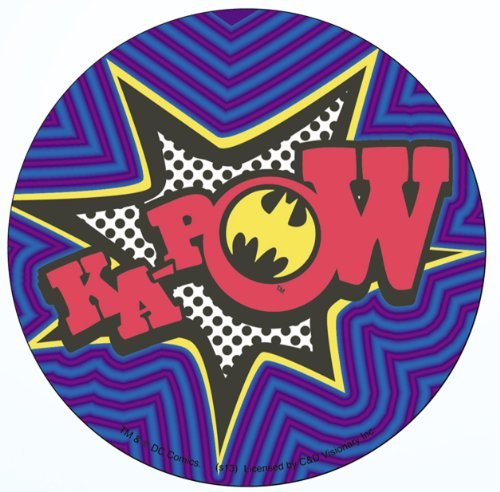Licenses Products DC Comics Batman Pow Sticker