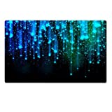 Abstract Lights Blue Line Sparkles