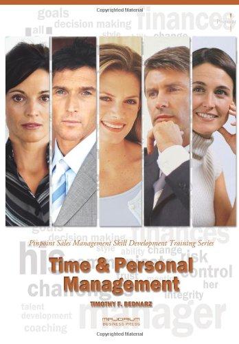 Gestion personnelle du temps - 0 -: Repérer la série de formation gestion des ventes Skill Development