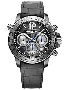 Raymond Weil Nabucco Men's Automatic Watch 7700-TIR-05207