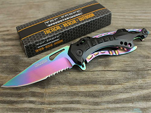 TAC Force TF-705RB Assisted Opening Tactical Folding Knife