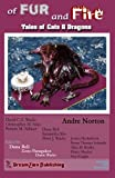 img - for of Fur and Fire: Anthology of Cats and Dragons book / textbook / text book