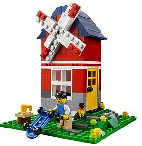 レゴ クリエイター・コテージ 31009