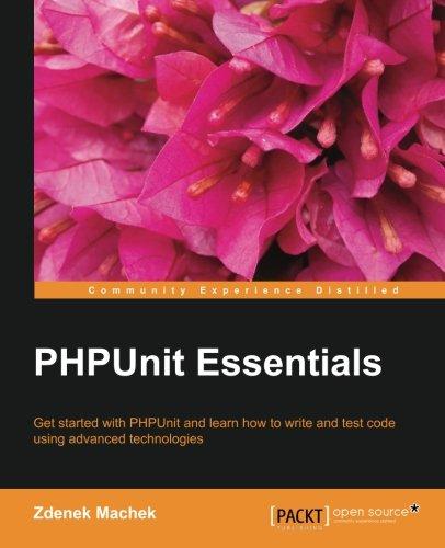 Phpunit Essentials