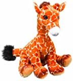 Suki Sitting Giraffe Soft Toy