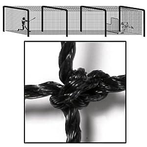 Buy SSG BSN Pro Batting Tunnel Net 70L x 12W x 12H ft. by SSG