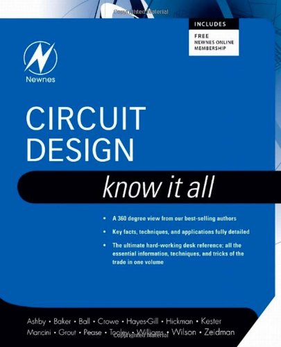 Circuit Design: Know It All (Newnes Know It All)