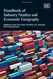 img - for Handbook of Industry Studies and Economic Geography (Elgar Original Reference) by Frank Giarratani (2014-02-28) book / textbook / text book