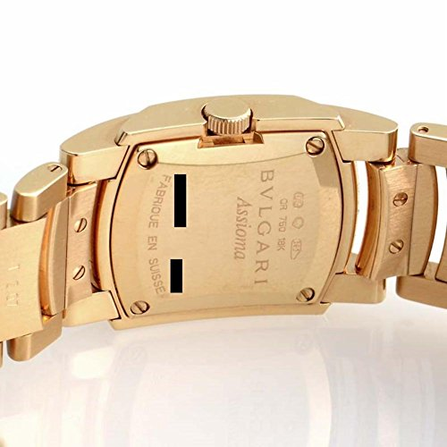 Bvlgari Assioma automatic-self-wind womens Watch AAP26G (Certified Pre-owned)