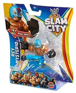 WWE Slam City Rey Mysterio Figure