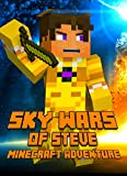 Sky Wars of Steve: A Minecraft Adventure: A Magnificent Minecraft Adventure Novel Book! Survival Games Series. A Treasure for All Minecraft Fans! (Minecraft Adventures Book 4)