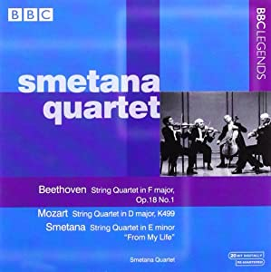String Quartet in F Major; Moz