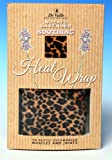 Premium Wheat & Lavender Soothing Heat Wrap Leopard